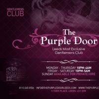 THE PURPLE DOOR Leeds  sc 1 st  Skiddle & THE PURPLE DOOR Leeds events.