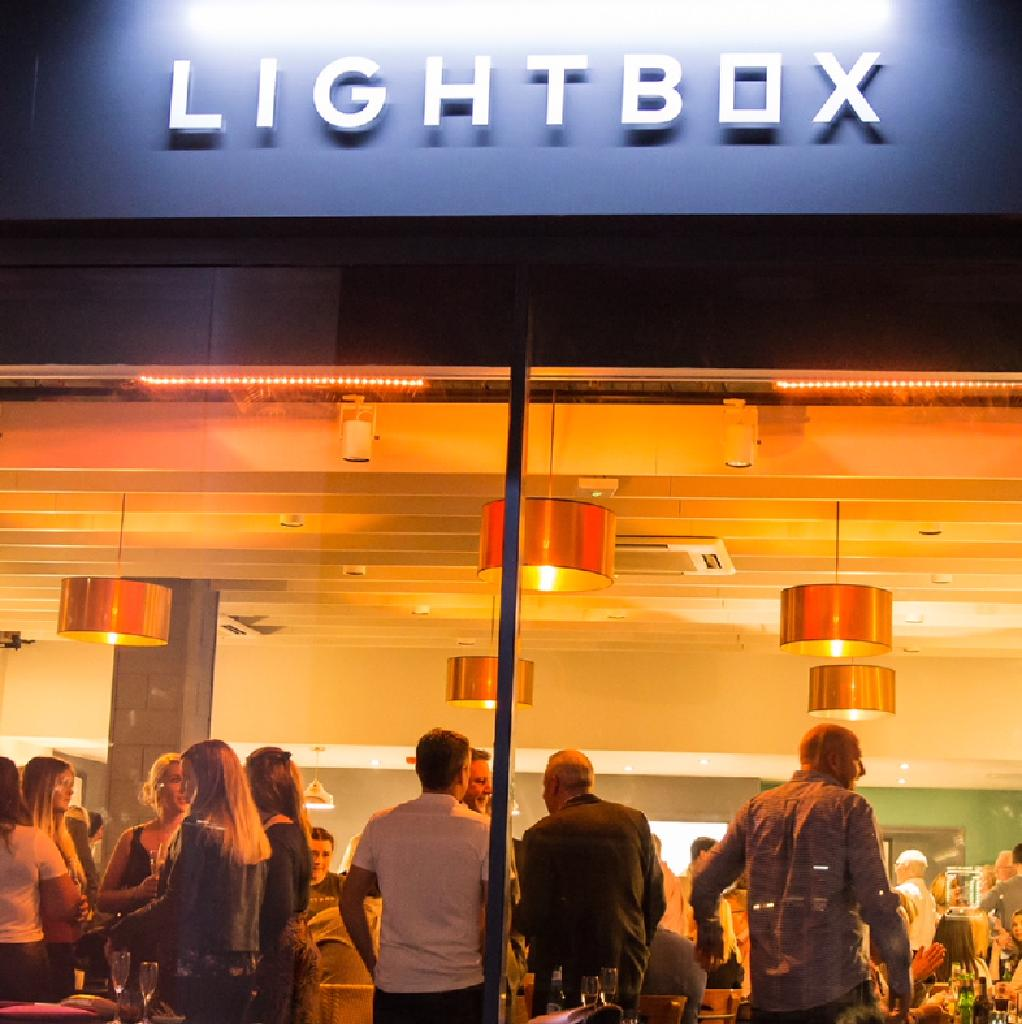 Eclectic Cafe 2017: The Lightbox Cafe Bar Peterborough