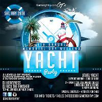 NYC Hip Hop vs. Reggae Summer Yacht Party
