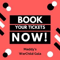 Maddy's WarChild Gala