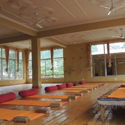 200-hour yoga teacher training in Rishikesh, India