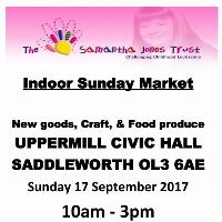 The Samantha Jones Trust Sunday Market