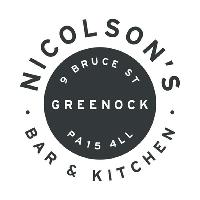 Nicholsons Bar And Kitchen Greenock Events