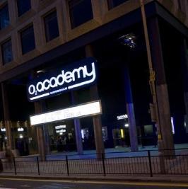 Blossoms + Support   O2 Academy Birmingham Birmingham    Fri 2nd April 2021 Lineup