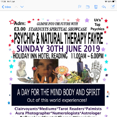 Psychic and Natural Therapy Fayre