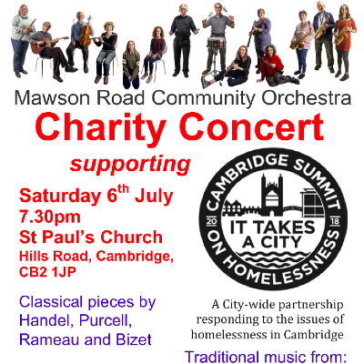Charity Concert