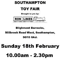 Southampton Toy Fair