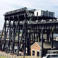 The Danny - Static Open Days at Anderton Boat Lift