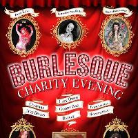Burlesque charity night